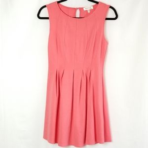 Monteau Coral Fit and Flare